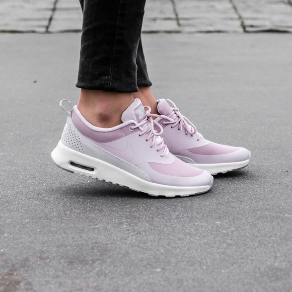 "Nike air max Thea in the color ""particle rose"""